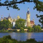 Europa, Deutschland, Mecklenburg, Schwerin, Schloss / Europe, Germany, Mecklenburg, Schwerin, Castle