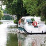 Tourisme fluvial à Sablé - Vallée de la Sarthe
