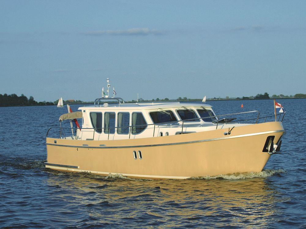 Hausboot Olympia 34