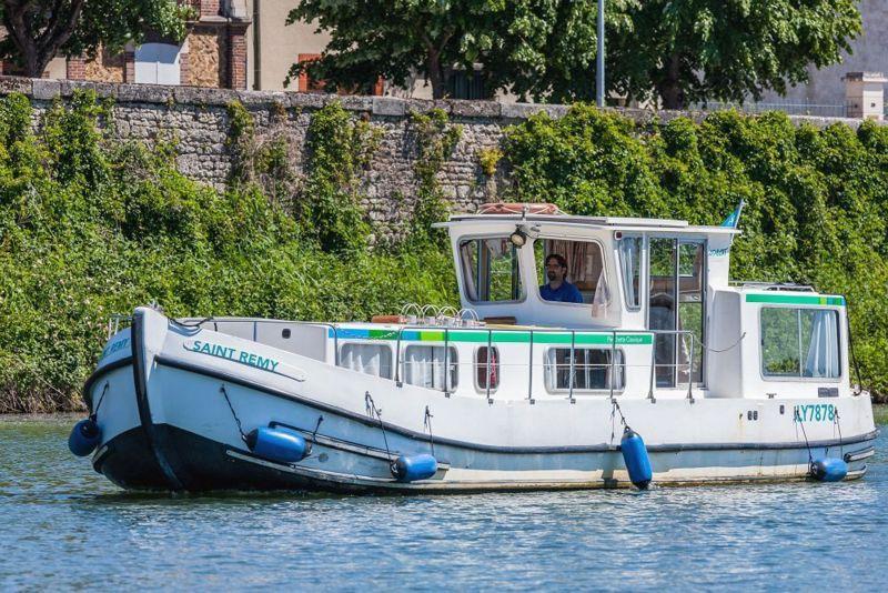 Hausboot Pénichette 1107 W / 1107