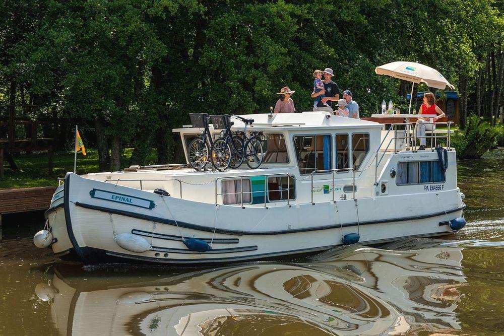 Hausboot Pénichette 1165 FB
