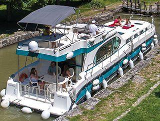 Hausboot Nicols Quattro Fly C