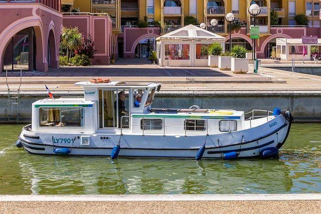 Hausboot Pénichette 935 W / 935