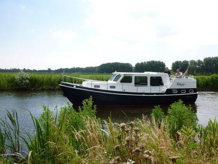 Hausboot Duetvlet 980 AK