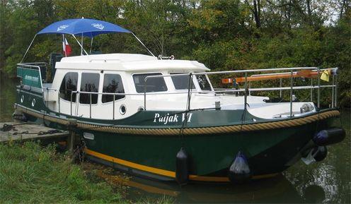 Hausboot Linssen Evergreen 32