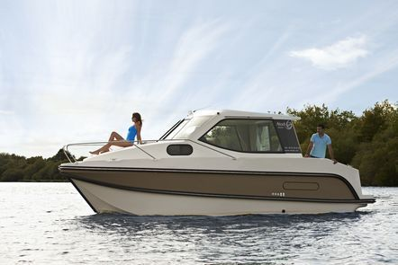 Hausboot Nicols Primo