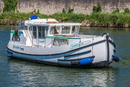 Hausboot Pénichette 1020 FB
